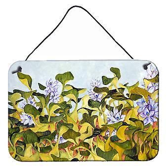 Carolines Treasures FHC1004DS812 Water Hyacinth-herran kautta Ferris Hotard Wall tai Door H