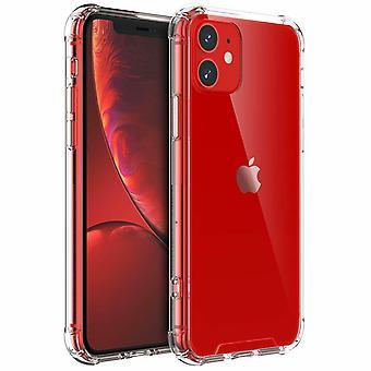 Iphone 12 - Shell / Bescherming / Transparant