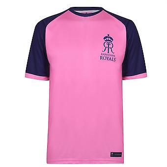 RR IPL Rajasthan Royals Cricket Training T-Shirt