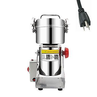 Swing Tipo Granos Eléctricos, Polvo Herbal, Miller Dry Food Grinder Machine,