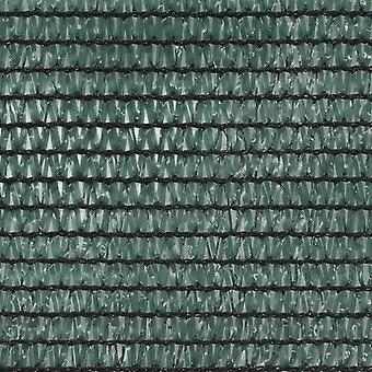 vidaXL Tennis panel HDPE 1.4x100 m Green