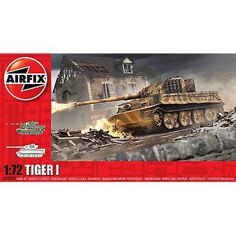 Airfix A02342 Tiger 1 1:72 Model Kit