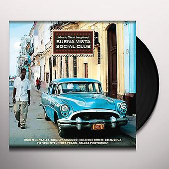 Olika – Musik som inspirerade Buena Vista Social Club Vinyl