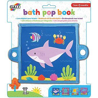 Bath Pop Book First Years Bath Toy