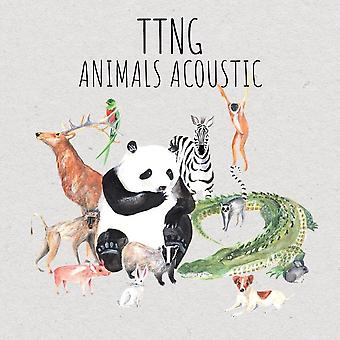 TTNG - Animals Acoustic CD