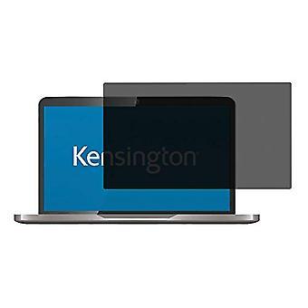 """Kensington Monitor Screen Privacy Filter 23,6"""" Tum 16:9 - 2 sätt avtagbar kompatibel med LG, ViewSonic, Samsung, BENQ - skyddar konfidentiella data, reducerat blått ljus via Anti-Bländning beläggning (627205)"""