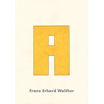 A Limited edition Bilingual by Other Franz Erhard Walther