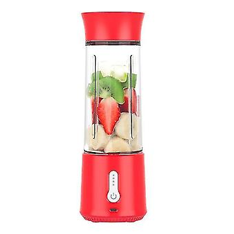 Portable Blender , Juicer Cup For Shakes(Red)