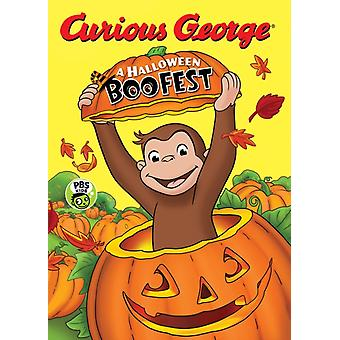 Curious George A Halloween Boo Fest by H A Rey