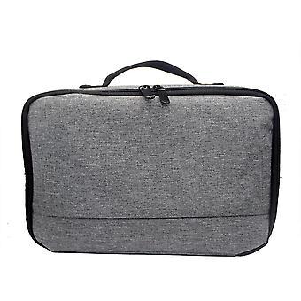 Bärbar grå projektor förvaring väska väska väska
