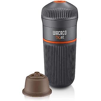 DG Kit, Zubehör für Tragbare Espressomaschinen Nanopresso, Kompatibel mit DG-Kaffeekapseln, perfekt