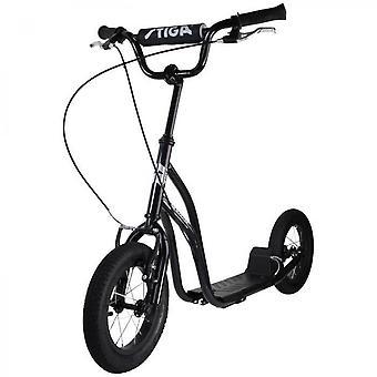 Stiga Black Air Scooter