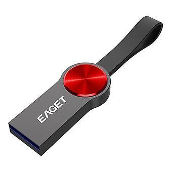U80 16G 32G 64G USB 3.0 USB Flash Drive Wasserdicht USB Disk Gold Rot