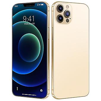 2022 Smartphone 6.7inch ansigt låse 12GB +512GB storskærm global version 10-core 4g/5g mobil