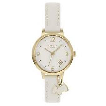Radley Ry21210 Cream Dial Leather Strap Ladies Watch