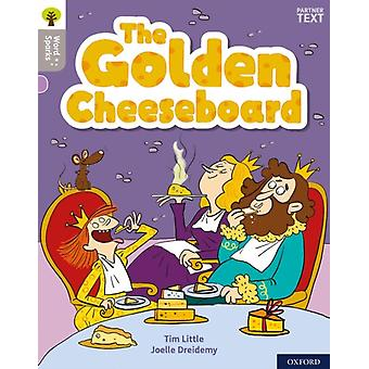 Oxford Reading Tree Word Sparks Level 1 The Golden Cheeseboard by Tim Little