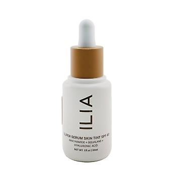 ILIA Super Serum Skin Tint SPF 40 - # ST12 Kokkini (Medium With Neutral Warm Undertones) 30ml/1oz