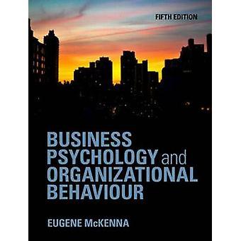Bedrijfspsychologie en organisatiegedrag