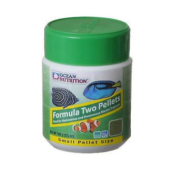 Ocean Nutrition Formula TWO Marine Pellet - Small - Small Pellets - 100 Grams
