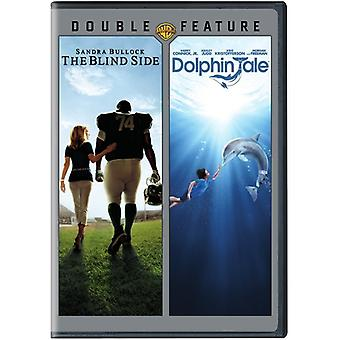 Blind Side / Dolphin Tale [DVD] USA import