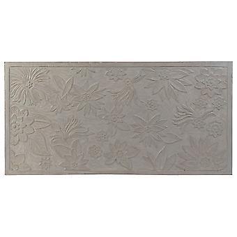 Kopfteil DKD Home Decor Grau MDF Holz (160 x 3 x 80 cm)