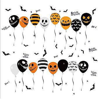 Halloween Skull Balloon Party Decoration Can't Delivery Before Halloween