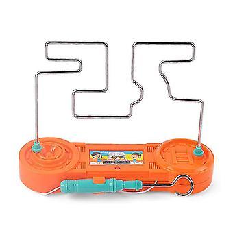 Elektroschock Touch Maze Wire Spiel für Kinder Spielzeug