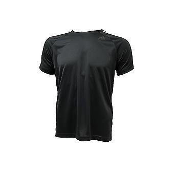 Adidas D2M 3-striper tee BK0970 menns T-skjorte