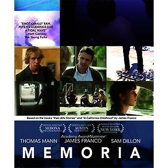 Memoria [Blu-ray] USA import