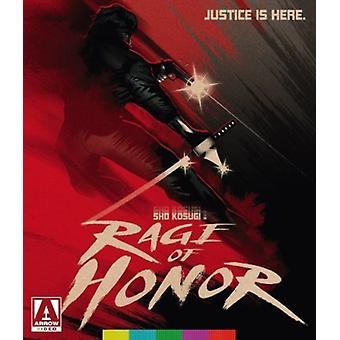 Rage of Honor [Blu-ray] USA import