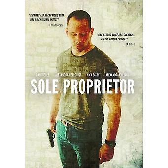 Sole Proprietor [DVD] USA import