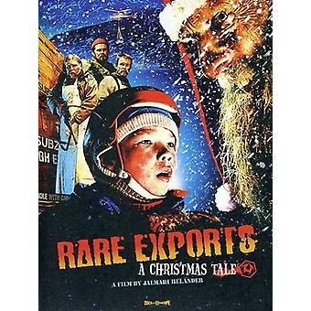 Rare Exports: A Christmas Tale [DVD] USA import