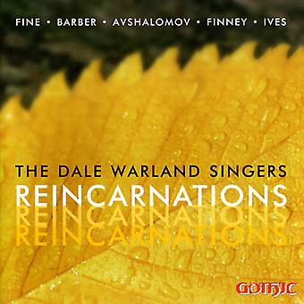 Choral - Reincarnations [CD] USA import