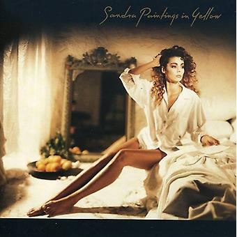 Sandra - Paintings in Yellow [CD] USA import
