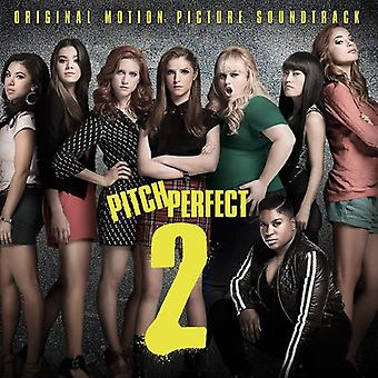 Pitch Perfect 2 / O.S.T. - Pitch Perfect 2 / O.S.T. [CD] USA import