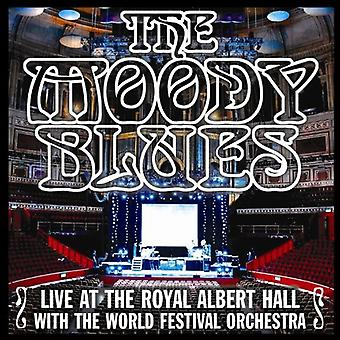 Moody Blues - Live in der Royal Albert Hall [CD] USA import