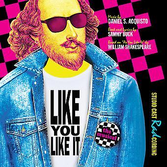 Like You Like It / O.S.C.R. - Like You Like It / O.S.C.R. [CD] USA import