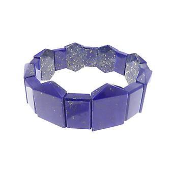 Christian bracelet lapis lazuli
