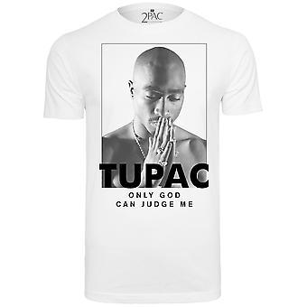 Merchcode shirt - 2PAC only God can judge me