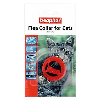 Beaphar kat kraag, Plastic kraag (Random kleur)