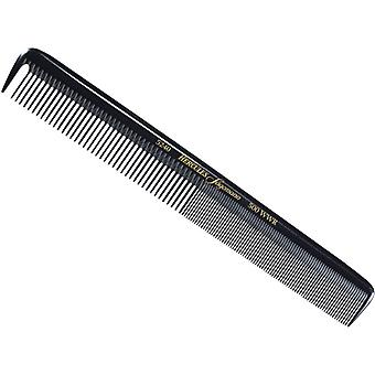 Herkules Sagemann Ebonit Haare schneiden Kamm W/schneiden Zahn 8.5