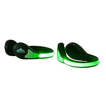 Portwest Mens Pair of Ergonomic Illuminated LED Shoe Clip