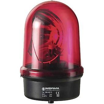 Werma Signaltechnik noodverlichting 883.100.68 rood nood licht 230 V AC