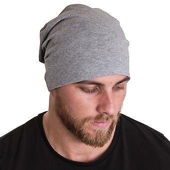 Mirada al aire libre hombres Netherley Slouch Beanie sombrero invierno esquí cráneo