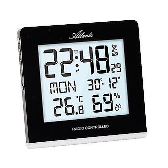 digital wall clock radio Atlanta - 4465