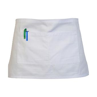 Absolute Apparel Adults Workwear Waist Apron With Pocket
