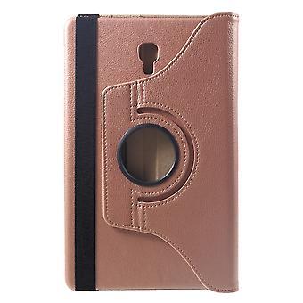 Case 360 rotatie Samsung Galaxy tab A 10,5-rosé goud