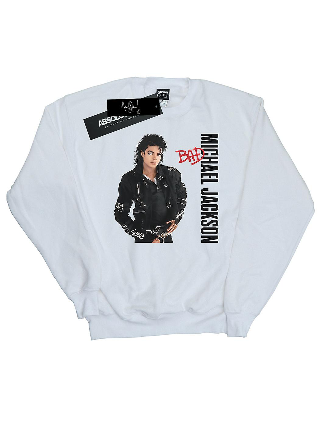 Michael Jackson Women's Bad Pose Sweatshirt
