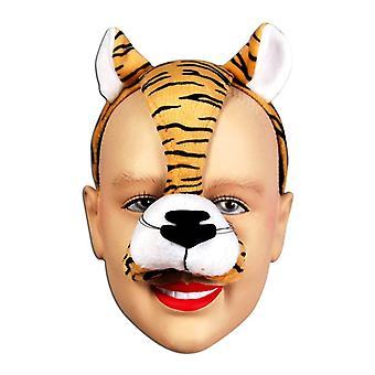 Tiger Mask on Headband & Sound.