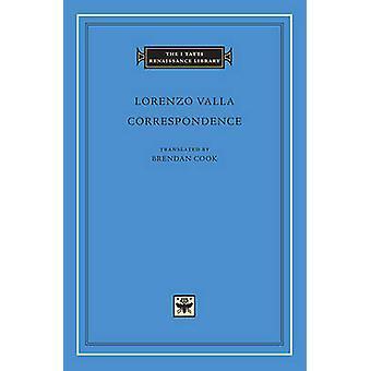 Correspondence by Lorenzo Valla - 9780674724679 Book